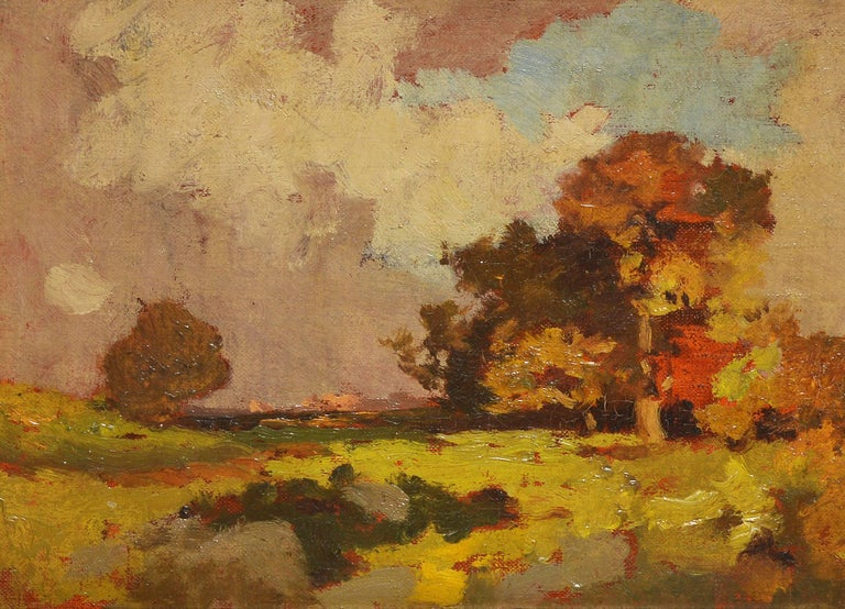 Unknown Tonalist Landscape Painting For Sale At 1stdibs