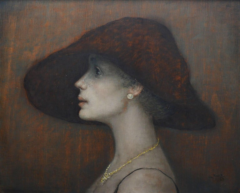 Portrait of an Italian Woman by Mario Russo 2