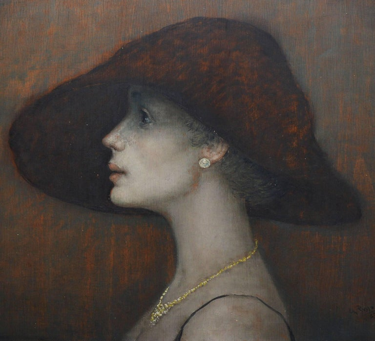 Portrait of an Italian Woman by Mario Russo 3