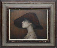 Portrait of an Italian Woman by Mario Russo