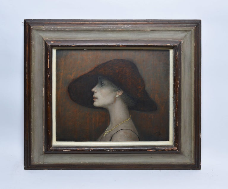 Portrait of an Italian Woman by Mario Russo 1