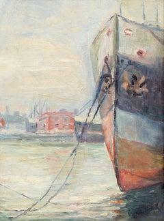 Buffalo Harbor 1920's