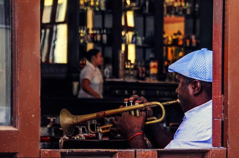 Rachel Stenclik Figurative Photograph - Havana Afternoon