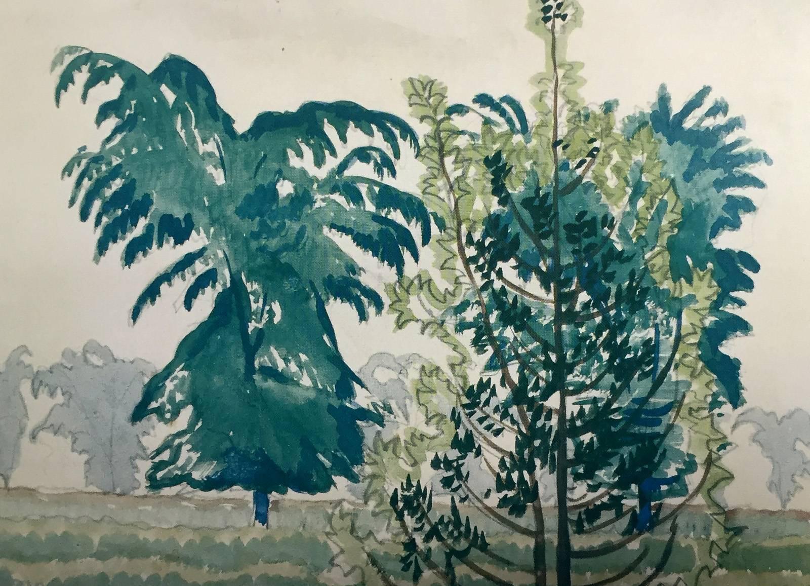 Untitled (Trees)