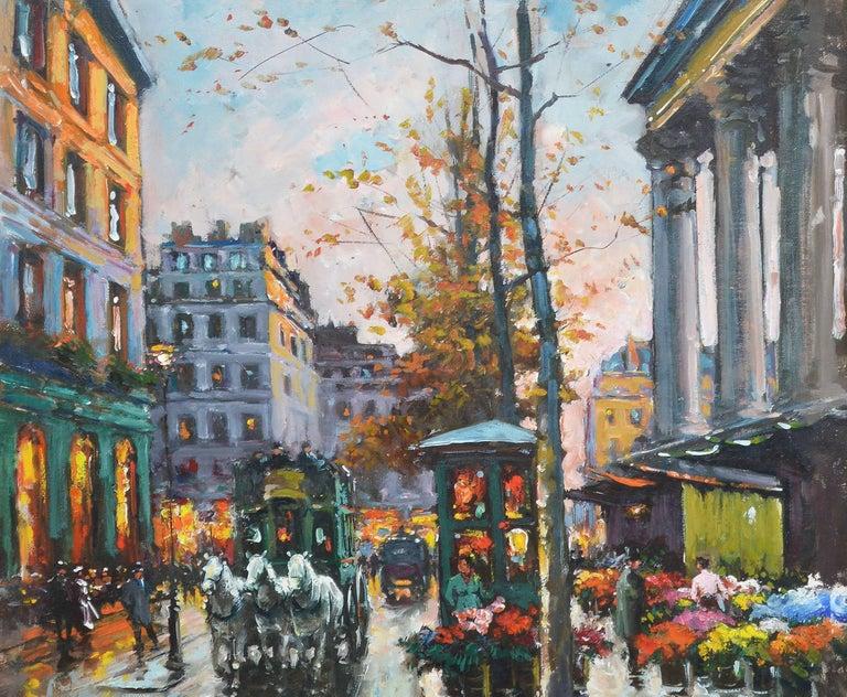 Large View of Paris by Francois Gerome 5