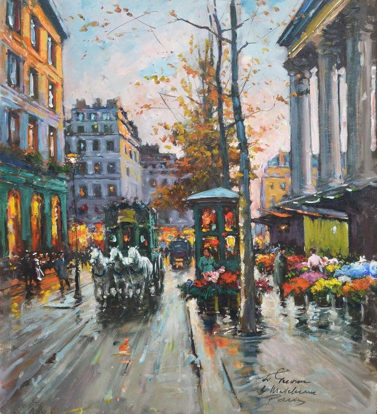 Large View of Paris by Francois Gerome 2
