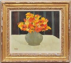 Impressionist Flower Still Life