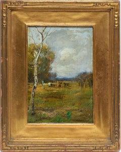 Old Lyme Impressionist Landscape by Charles Gruppe
