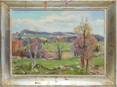 Fall Landscape by George Davidson