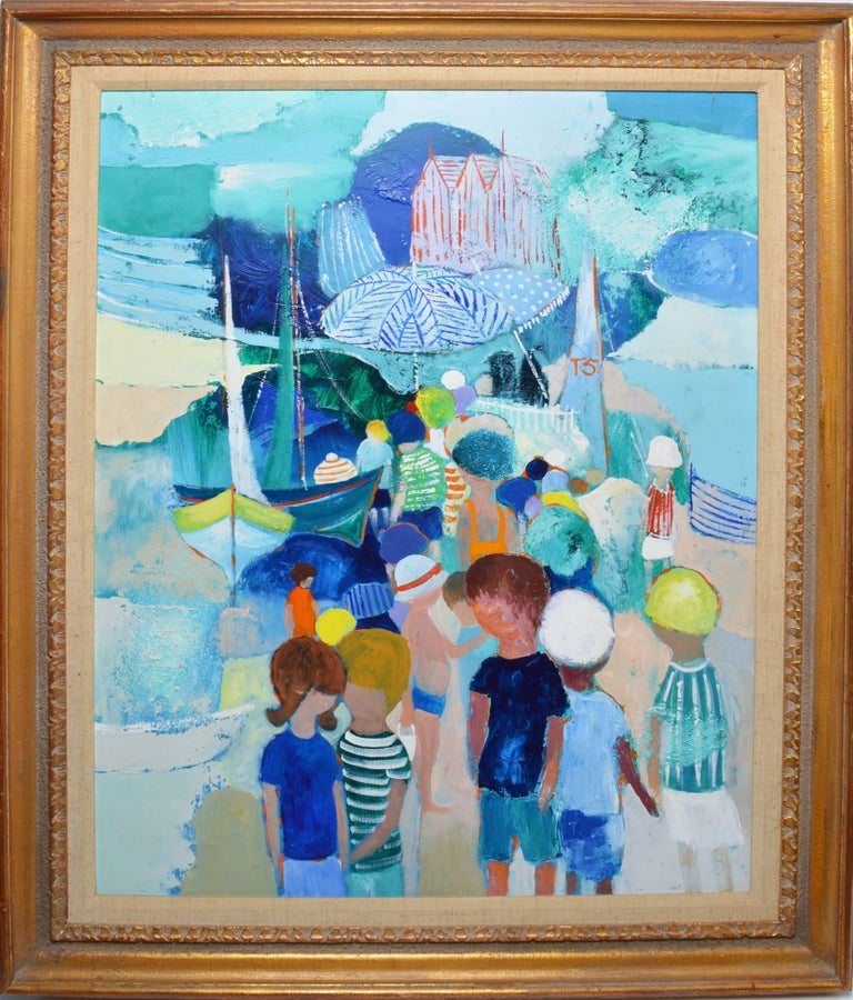 Paris Modern School, Kids Day at the Beach