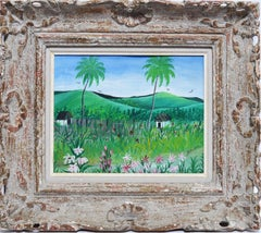 Wild Flowers in Haiti by Jacques Enguerrand Gourgue