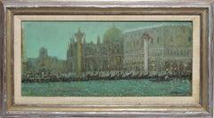 Impressionist View of Venice by Gene Magazzini