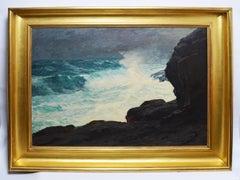 Crashing Surf by Paul Dougherty