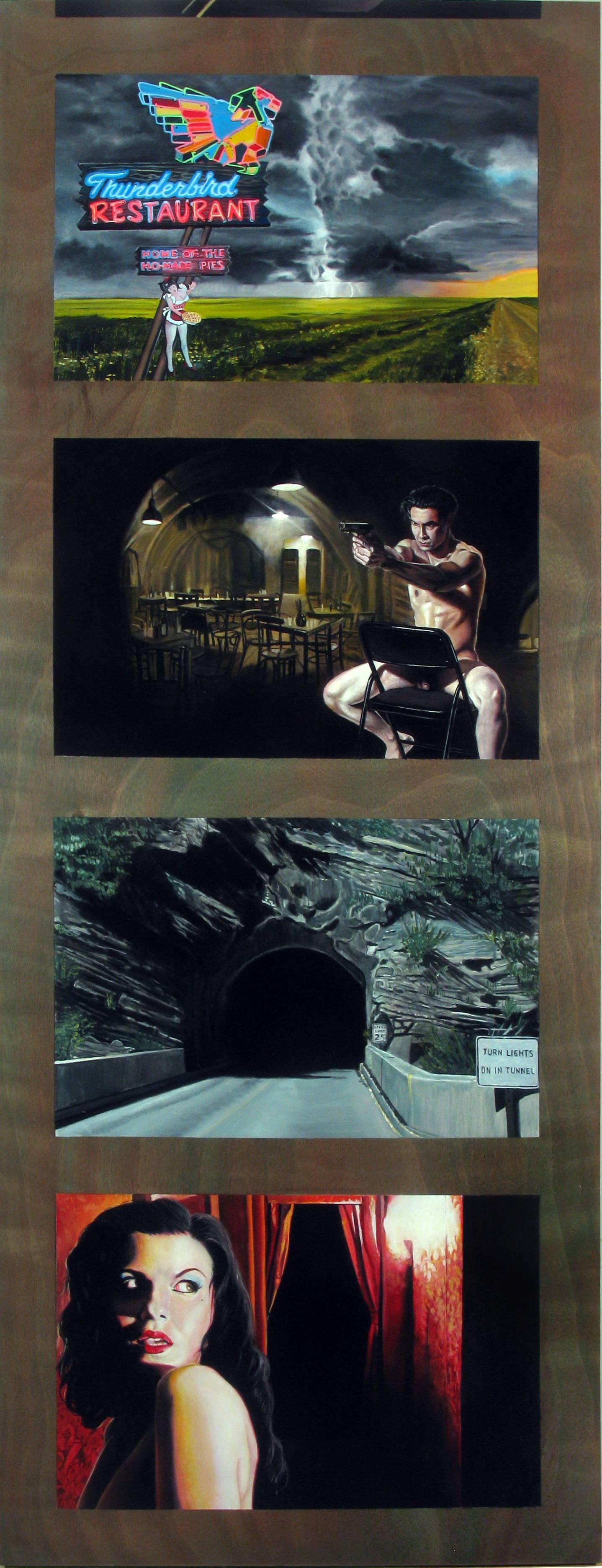 Untitled 37 (Gun Sequence)