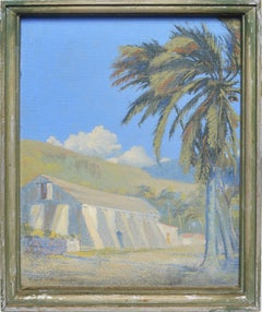 Sugar Warehouse, St Thomas Virgin Islands, by Frank Frederick