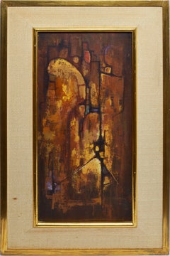 Mid Century Modernist Abstraction