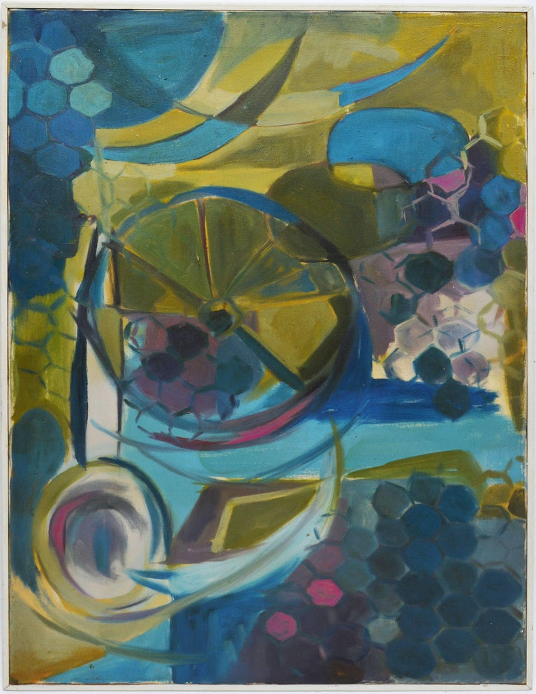 Modernist Mid Century Abstraction