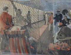Life Below Deck by George Mathews Harding