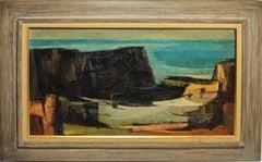 Modernist New England Coastal View by Jacob Gains
