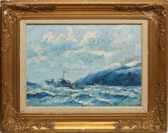 Impressionist Seascape by Guy Lipscombe