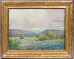 Texas Bluebonnet Landscape