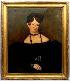 Portrait of a Society Lady