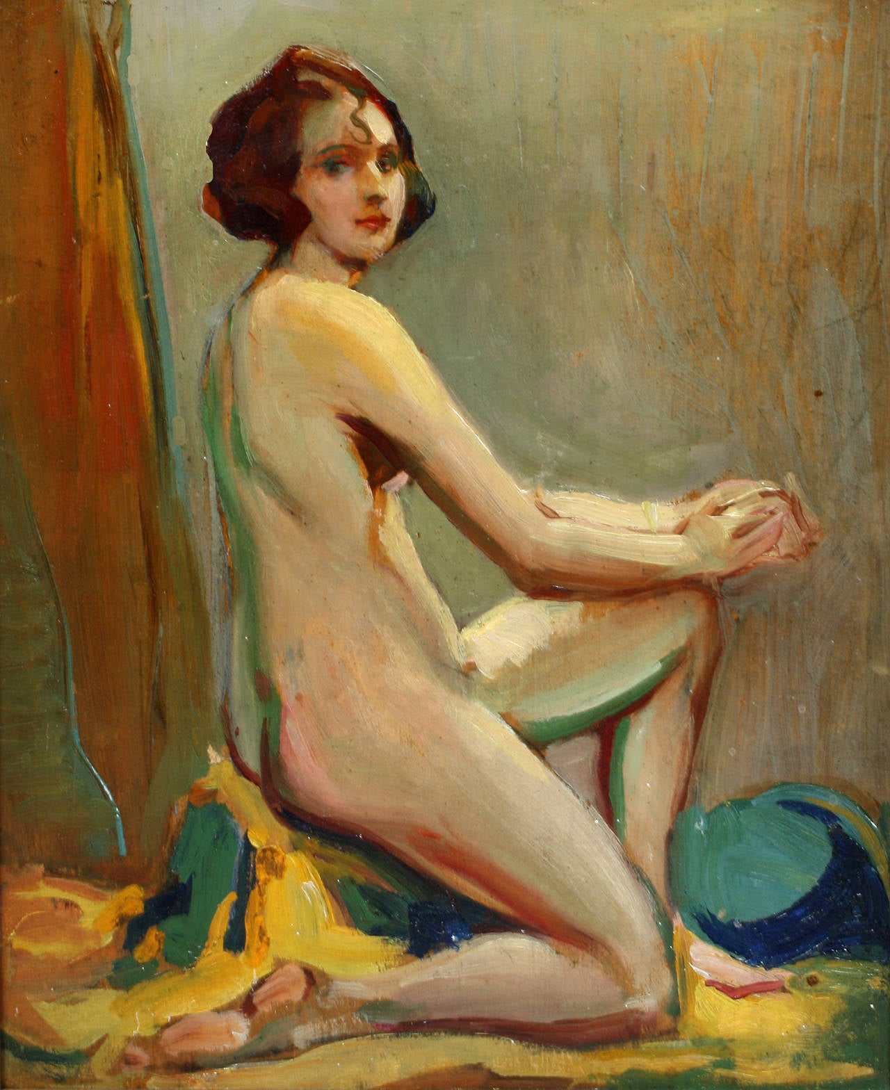 Posed Nude