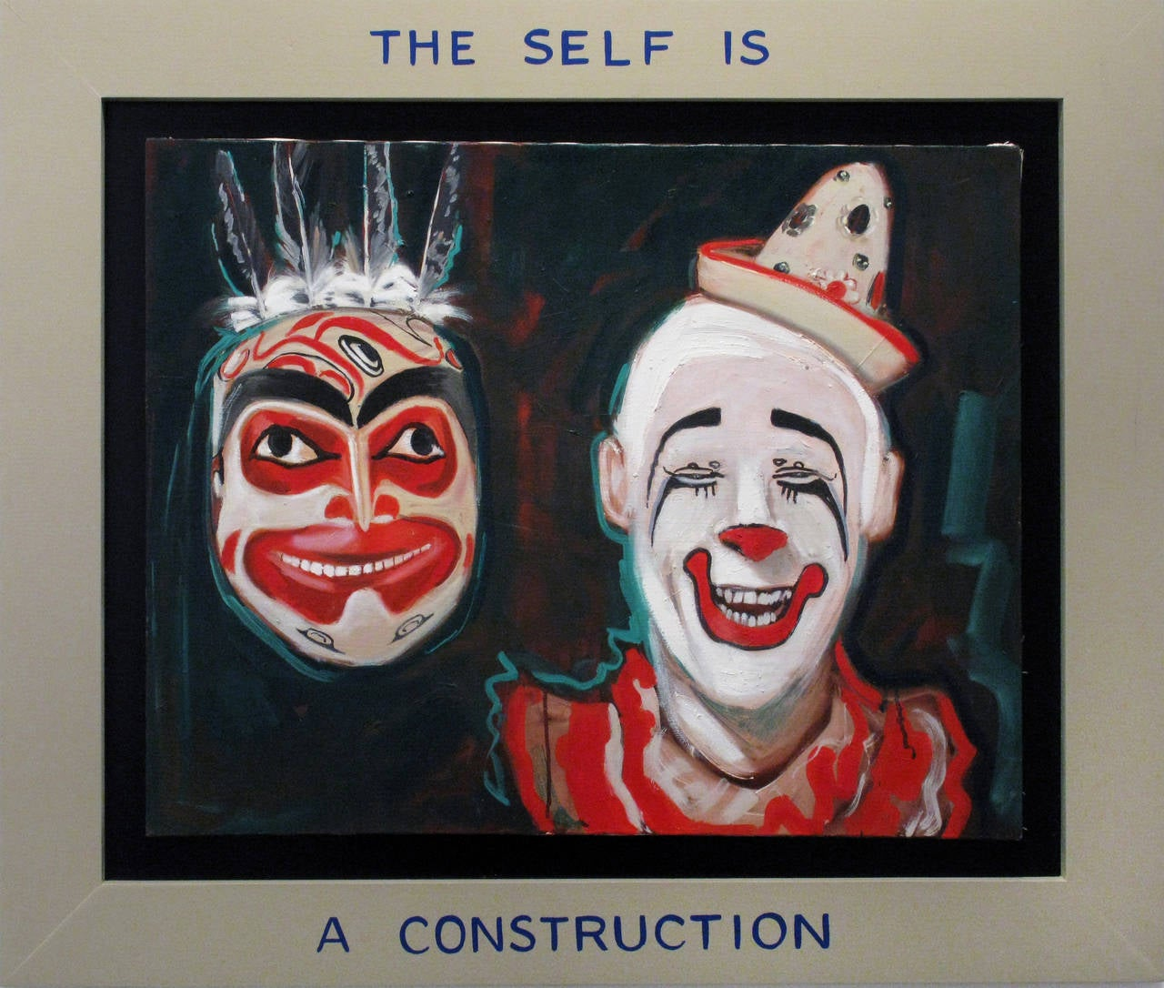 The Self is a Construction