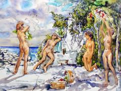 Nude Picnic Virgin Islands