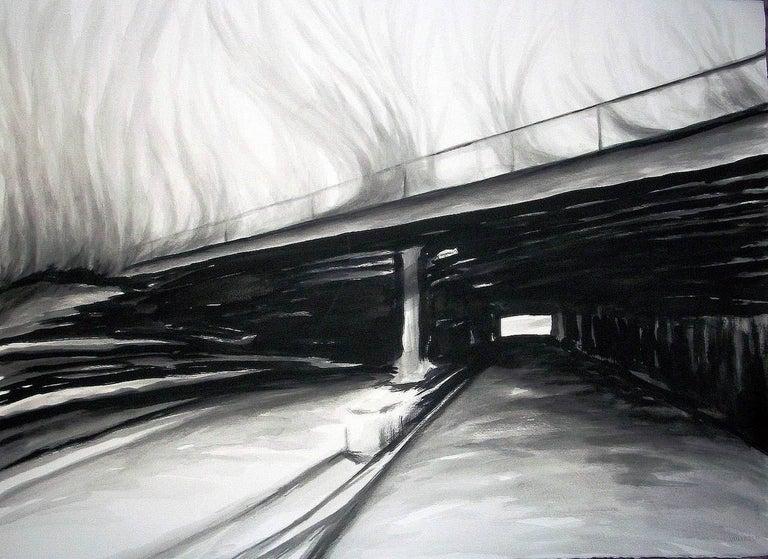 Patrick Willett Landscape Art - Viaduct