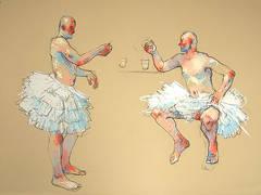 Dancers at the Bar 6