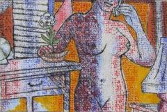 Variation On A Theme By Roy Lichtenstein 2