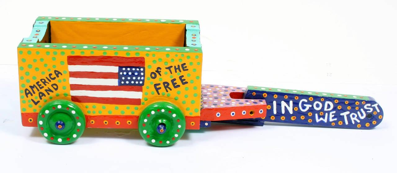 Freedom Wagon