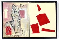 Bruce Adams Nude Paintings