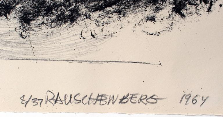 Spot Modern Print by Robert Rauschenberg 2