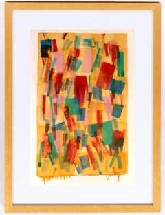 Untitled (Multi-color Squares)