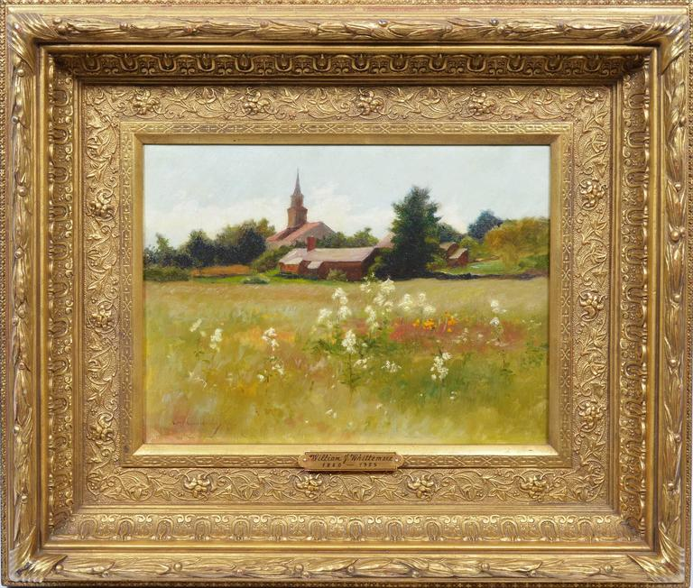 William John Whittemore Queen Anne S Lace Circa 1886 At