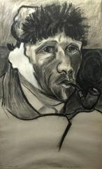 Sketch After Vincent Self Portrait No. 3