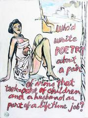 Who'd Write Poetry