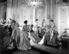 Charles James Ball Gowns, New York