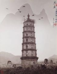 Pagoda, Hunan