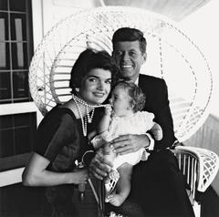 Pearls, The First Family Portrait, Hyannis Port