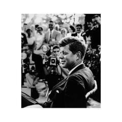 """Omaha Profile"" John F. Kennedy, Omaha, Nebraska"