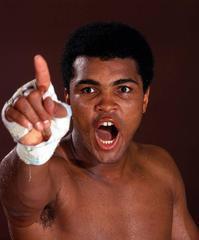 Muhammad Ali, Fifth Street Gym, Miami