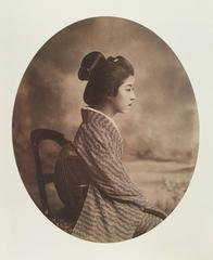Profile of a Japanese Woman