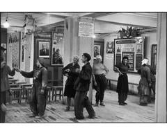 Henri Cartier-Bresson - Cantine at Hotel Metropole, Russia