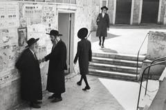 Orthodox Jews, Jerusalem