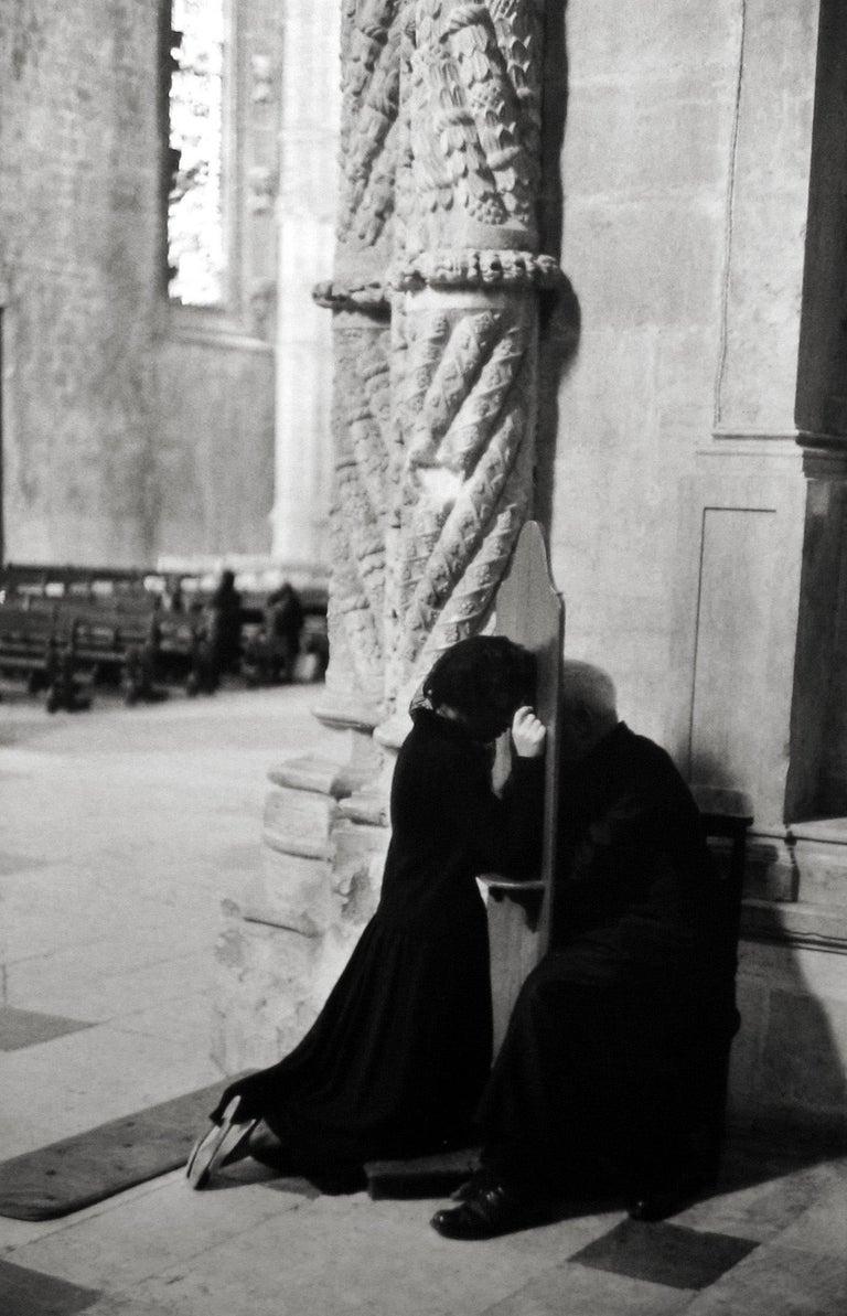 Henri Cartier-Bresson Black and White Photograph - Lisbon, Portugal