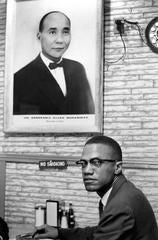 Henri Cartier-Bresson - Malcolm X