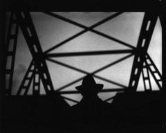 Man Hat and Bridge